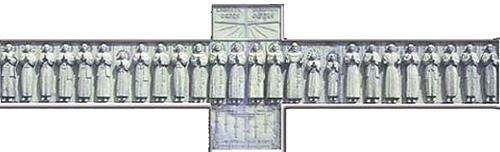 26聖人レリーフ