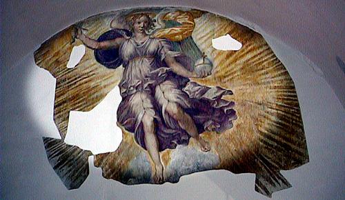異端審問の部屋裁きの天使