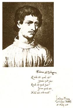 ジョルダーノ・ブルーノ