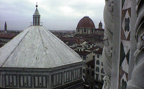 鐘楼からの光景