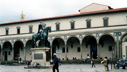 フィレンツェの捨て子院