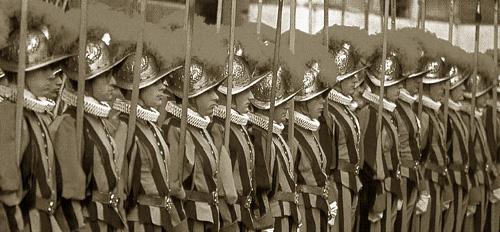 スイス衛兵隊