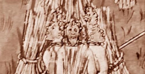カタリ派の処刑