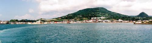 口の津の港