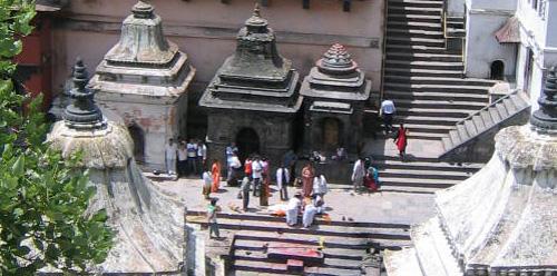 ネパールで見た葬儀