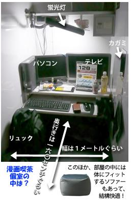 漫画喫茶個室の中は?.jpg