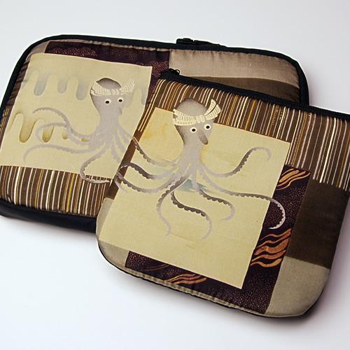 PCバッグと付属のケース