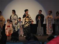 着付け・海外きものショー2007年アメリカ・サンフランシスコ