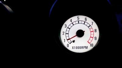 スズキ ALTO X ラパンHE21S用メーター流用