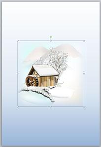 雪のイラスト無料ダウンロード