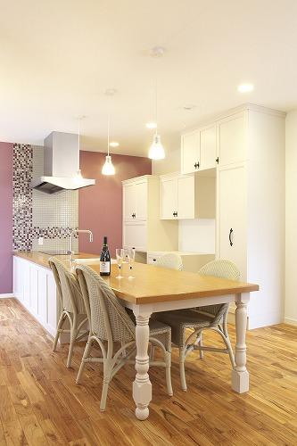 R+house壁カラー2