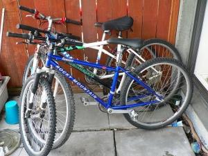 カナダの自転車