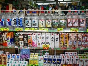 日本の酒屋