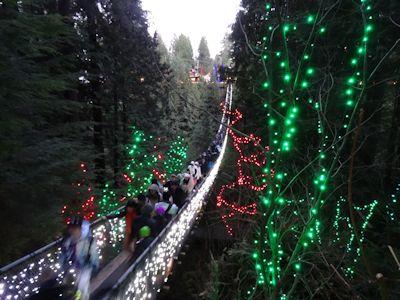 冬のキャピラノ吊り橋 001