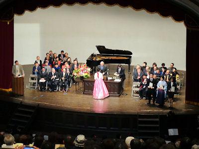 早稲田国際教養学部 卒業式 05
