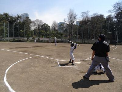 日本の子供野球 02