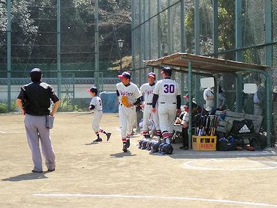 日本の子供野球 03
