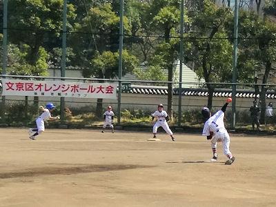 日本の子供野球 04