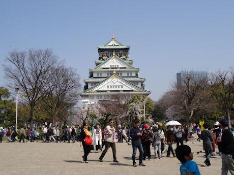 大阪城 04