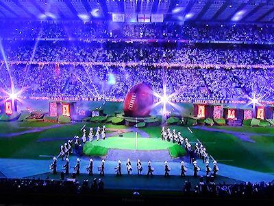 ラグビーワールドカップ 2015 開会式 02