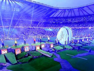 ラグビーワールドカップ 2015 開会式 05
