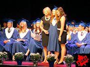 カナダのセカンダリー 卒業式