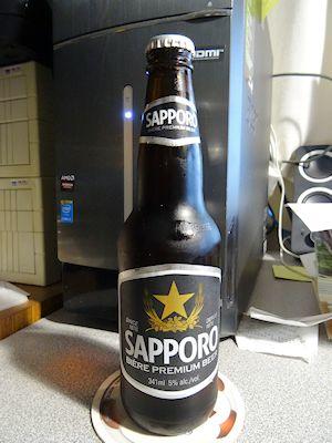 カナダで売っている日本のビール 01
