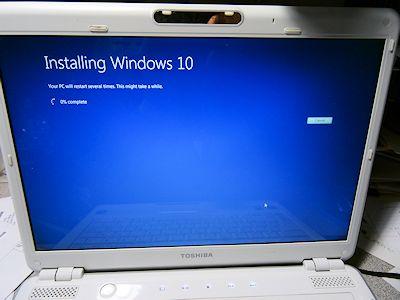 Windows 10 インストール 02