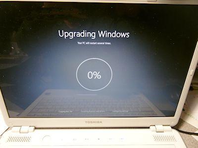Windows 10 インストール 03