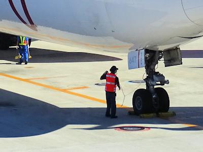 空港での仕事 05