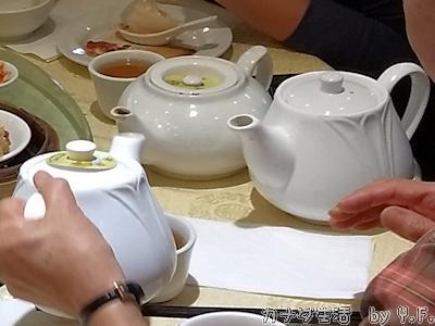 飲茶 お茶