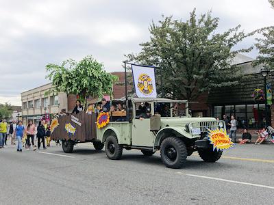 コミュニティパレード 15