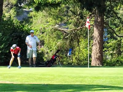 ゴルフ パー3 03