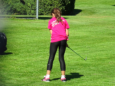 ゴルフ パー3 05