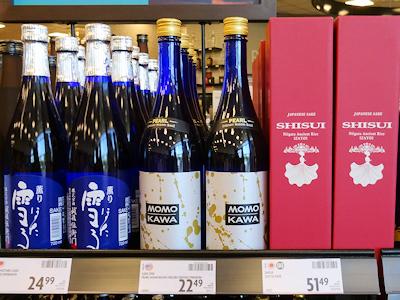 カナダで新潟の酒
