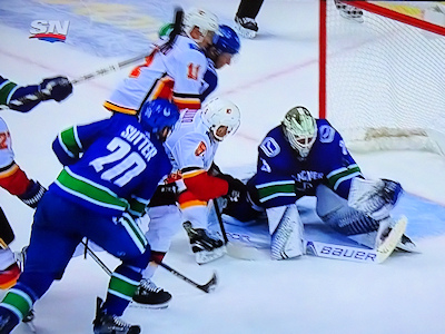 NHL カナックス 開幕戦 04