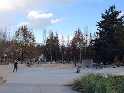 スケートボードパーク 01