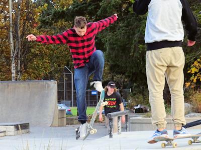 スケートボードパーク 04