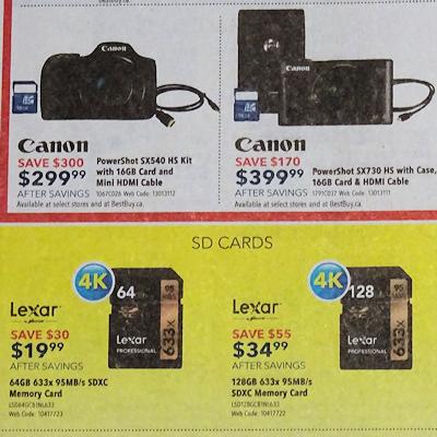 ブラックフライデー カメラ メモリーカード