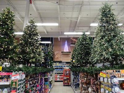 クリスマスツリーの販売