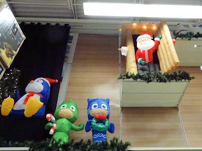 クリスマスの飾り サンタさん