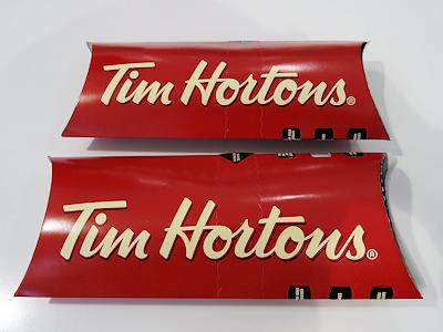 Tim Hortonsのラップ(ブレックファースト)