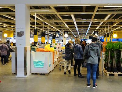 IKEA レジ