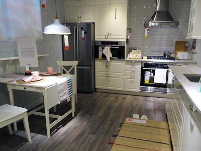 IKEA キッチン