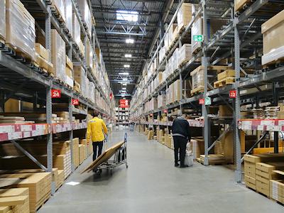 IKEA 倉庫