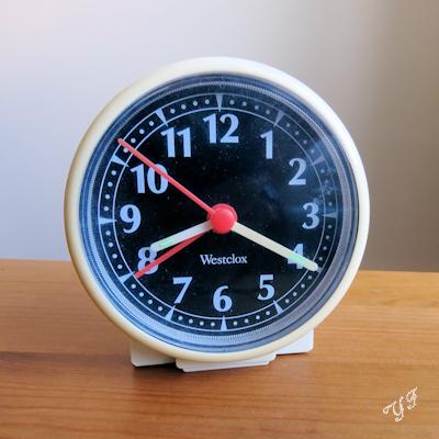カナダ サマータイム 時計 01