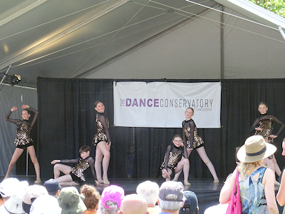 ブリッジ フェスティバル ダンス 02