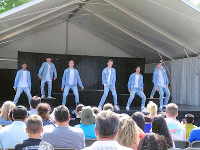 ブリッジ フェスティバル ダンス 03