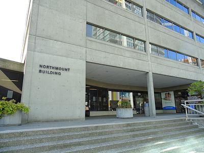 運転免許センターがある建物