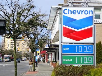 ガソリンの値段 3月29日